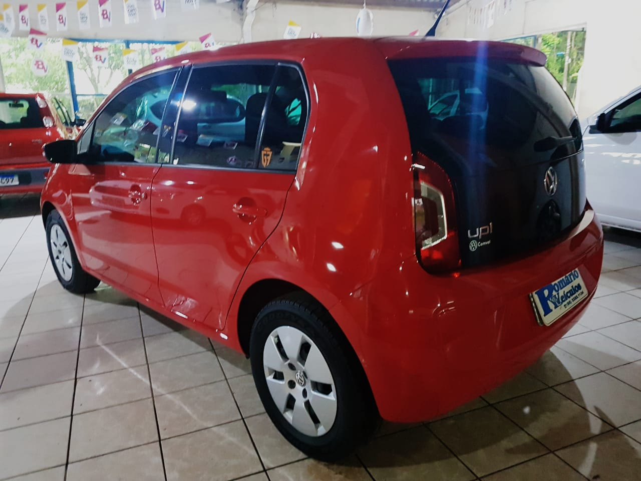 VW – UP MOVE – 2015